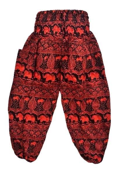 Gorgeous elephant harem trousers 14-22