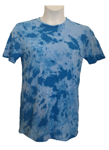Tie dye tee shirt [42 inches chest/bust]