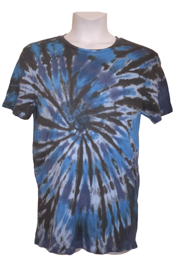 Tie dye tee shirt [40 inches chest/bust]
