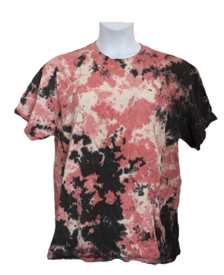 Tie dye tee shirt [44  inches chest/bust]