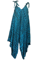 Gorgeous tie dye jumpsuit [plus size]