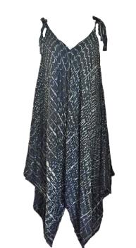 Gorgeous tie dye jumpsuit [plus size]