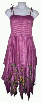 Beautiful Tianna faery decorated  dress