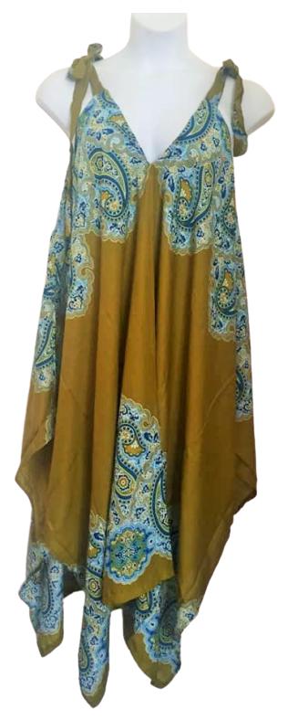 Gorgeous pixie hem dress [will fit plus size]