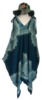 Gorgeous pixie hem POPSIE dress [will fit plus size]