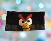 Funky fleece lined headband