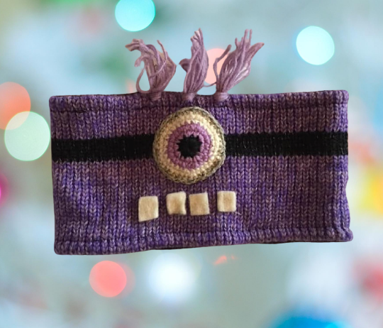 Funky fleece lined headband