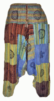 Funky ethnic hippy trousers