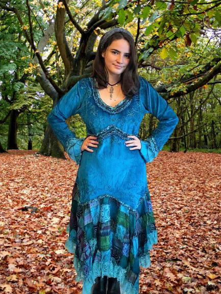 Hippy &  gothic dresses