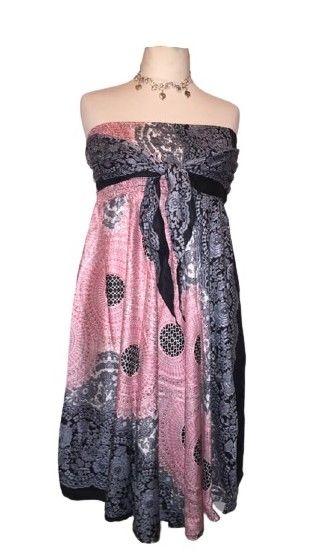 Gorgeous Eva dress/or wear as a skirt