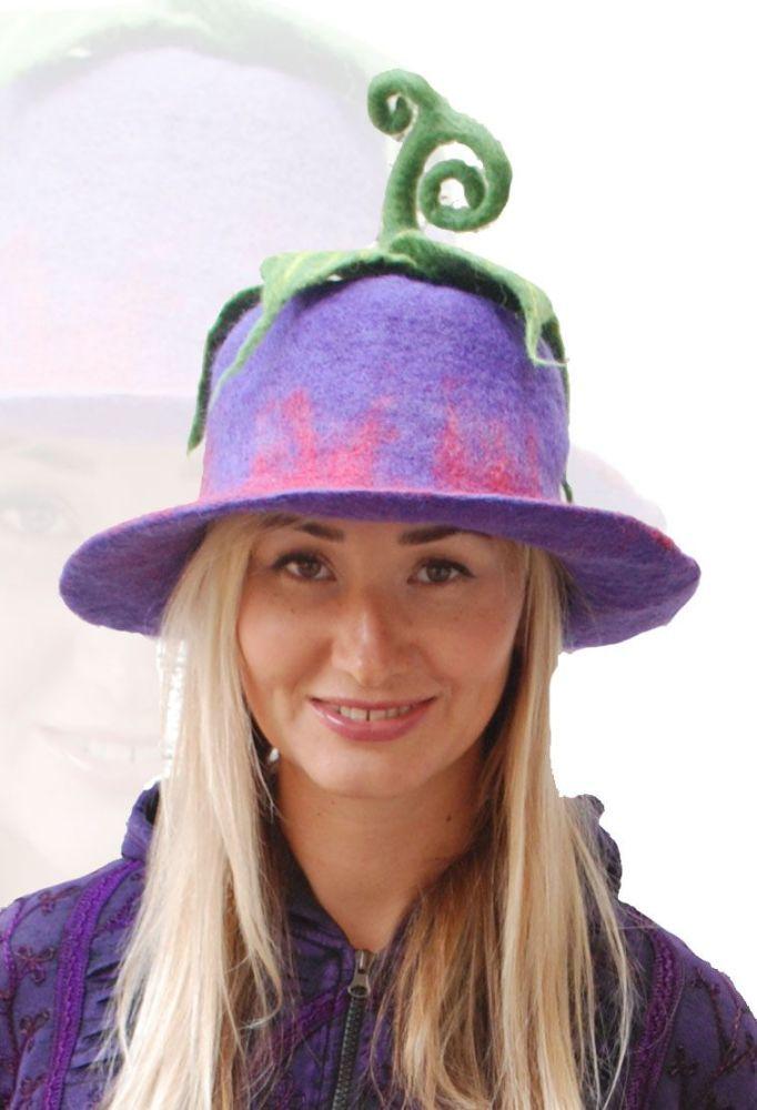 Funky  felt hat