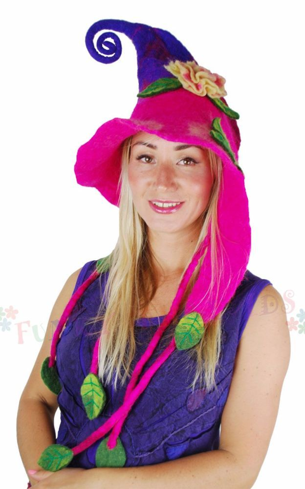 Fairy   felt hat