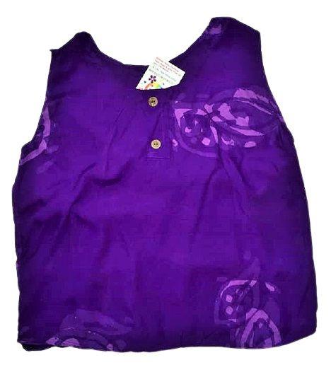 Pretty batik top