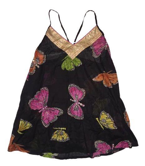 Pretty butterflies summer top