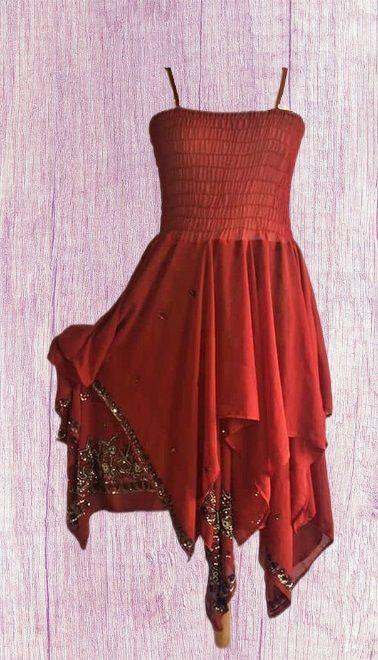 Beautiful Tianna faery sequin detail   dress