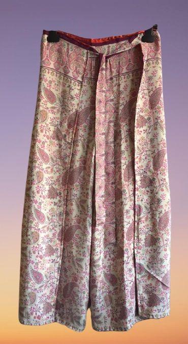 Reversible Thai pants approx size 10-16