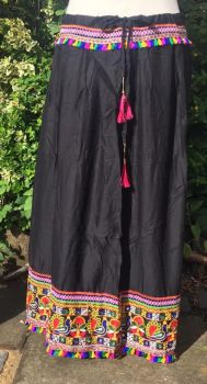 RESERVED FOR LOOBY ONLY      Stunning 'mirror' detail folksy skirt