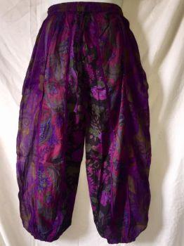 Gorgeous harem trousers