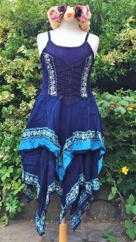 Gorgeous corset front Janie dress