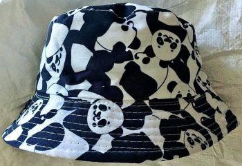 Funky Panda   bucket hat
