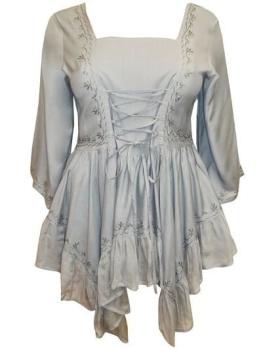 Enchanted fae corset top