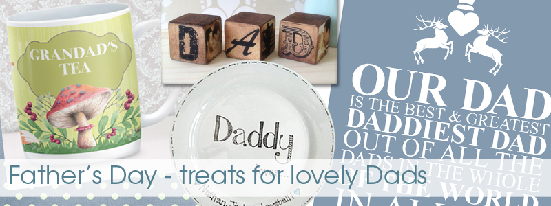 personalised fathers day gifts summer 2016