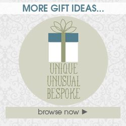 More personalised gift ideas