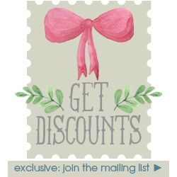 discounts join the mailing list 3