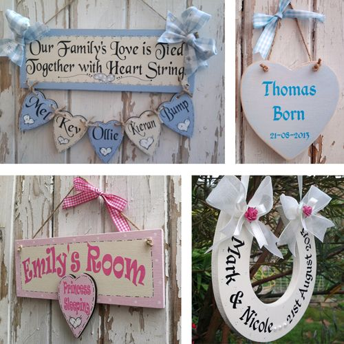 Personalised Handcrafted Wooden Gifts