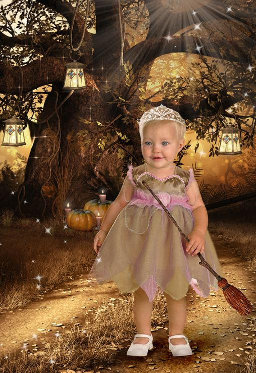 Pumpkin Woods fantasy photo