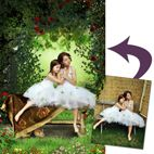Fantasy Photo Portraits for her