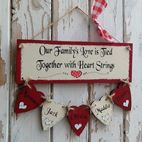 Personalised Wooden Gifts Plaques for Her
