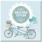 Personalised canvas prints for wedding gift