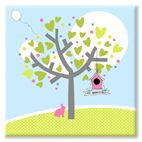 Summer Tree personalised canvas print