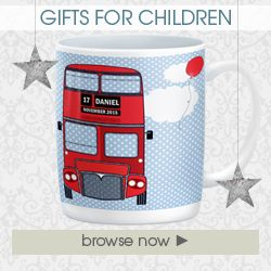 Personalised gifts for children handmade