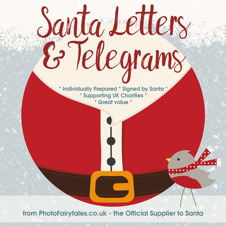 Personalised Letters and Telegrams from Santa PhotoFairytales
