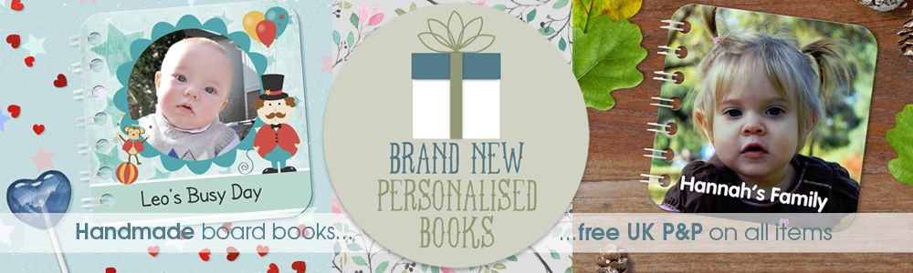 New Year 2017 new handmade board books