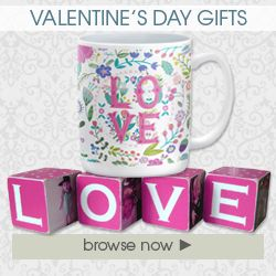 Handmade Personalised Valentine's Day gifts