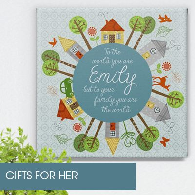 personalised gifts for her handmade