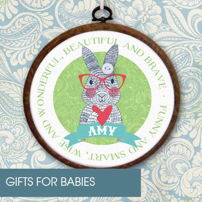 Personalised gifts baby babies children christening