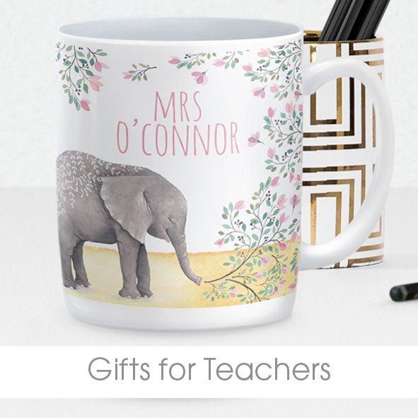 personalised gifts for teachers unique unusual