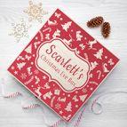 Personalised wooden Christmas Eve box | range of designs at PhotoFairytales