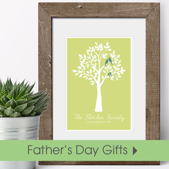 Father's Day gifts personalised and handmade | Gift ideas for dad, daddy, grandad | made in Britain | PhotoFairytales