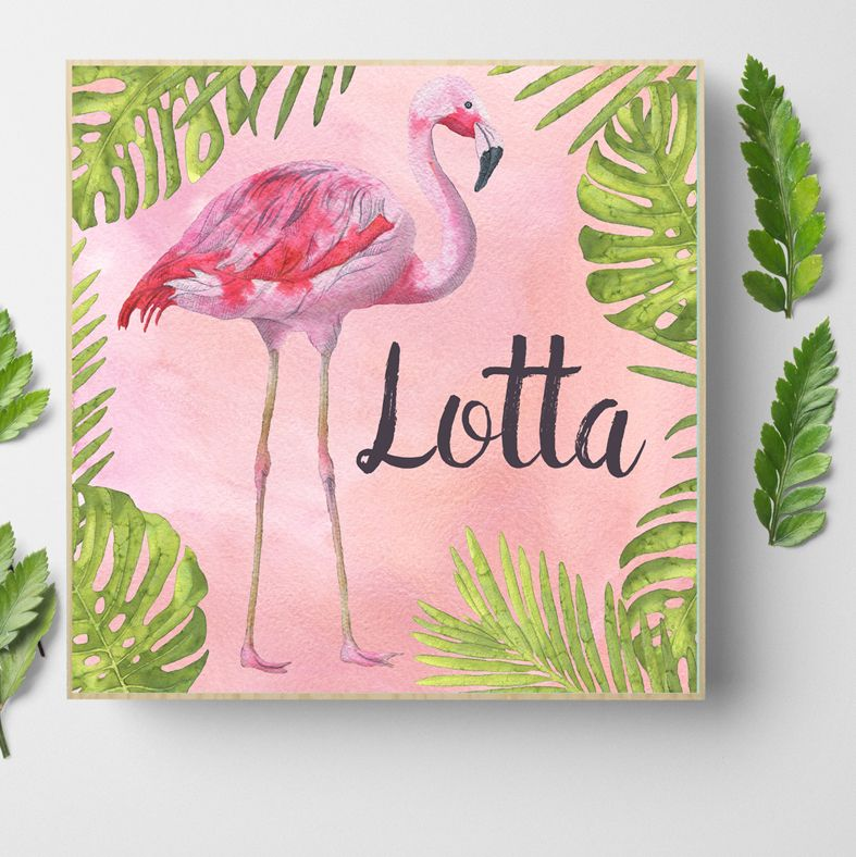 Personalised Wooden Picture Blocks for her | handmade by PhotoFairytales