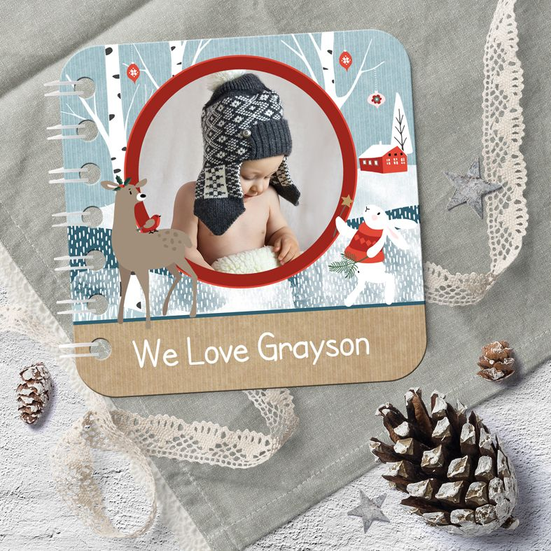 Personalised Baby Board Books | from PhotoFairytales