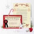 Personalised Santa  Letter Gift Packs   from PhotoFairytales