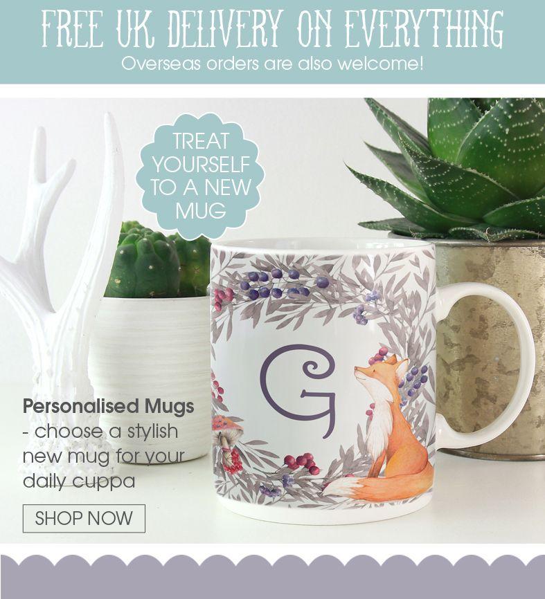 personalised mugs   personalised gifts PhotoFairytales