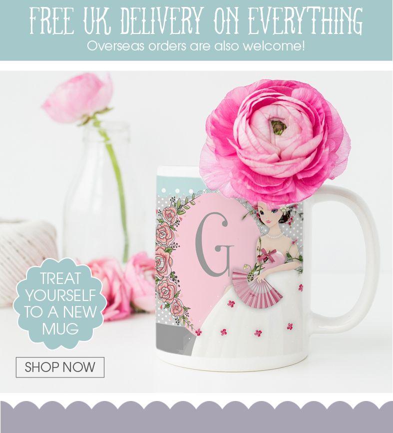 personalised mugs | personalised gifts PhotoFairytales