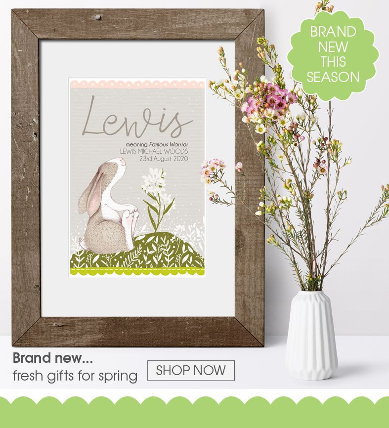 brand new personalised gifts from PhotoFairytales