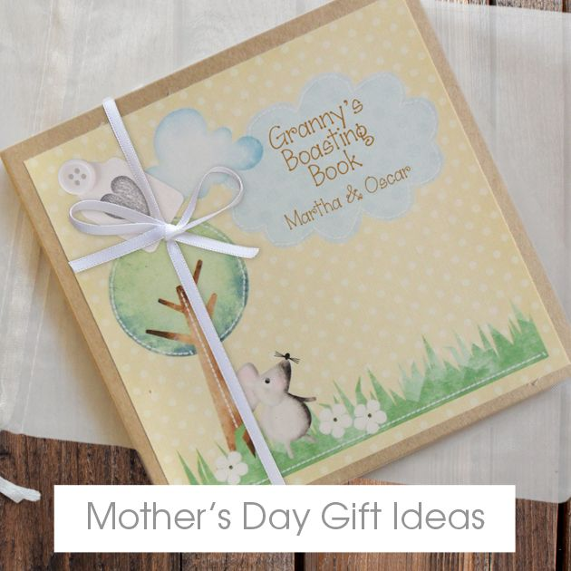 Personalised Mothers Day gifts | customised bespoke gifts for mum from PhotoFairytales